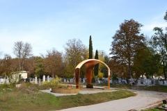 Беседка – еврейско гробище, гр.Варна - архитектурно студио