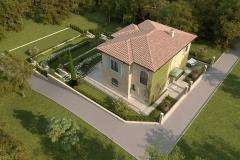 Къща в стил Прованс  от архитектурно студио Jas Варна