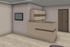 Медицински център с характер - Регистратура 3