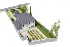 Просторна къща в с.Приселци
