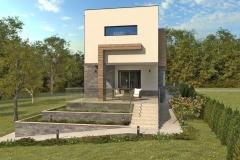 Жилищна сграда в гр. Добрич - Изглед 3
