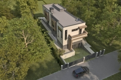 Жилищна сграда в гр. Добрич - Изглед 7