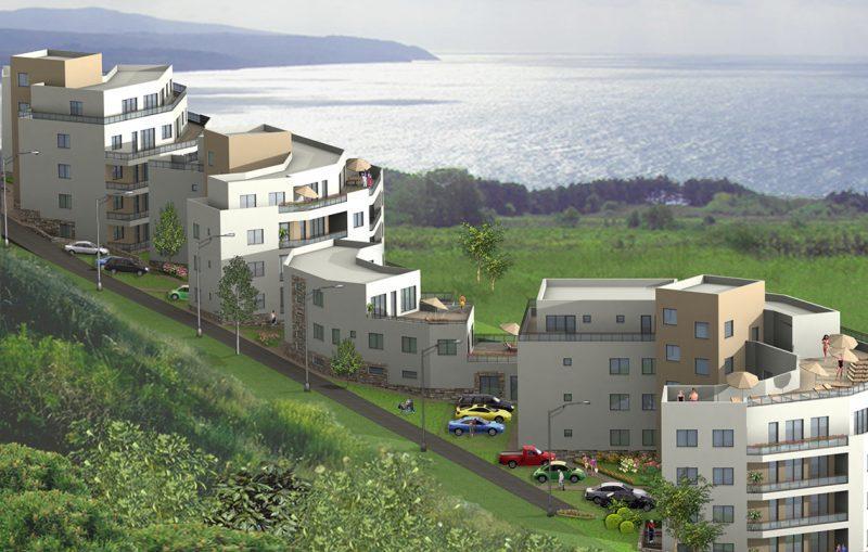 Апартаментен Комплекс, гр.Бяла - Архитектурно студио Jas Studio
