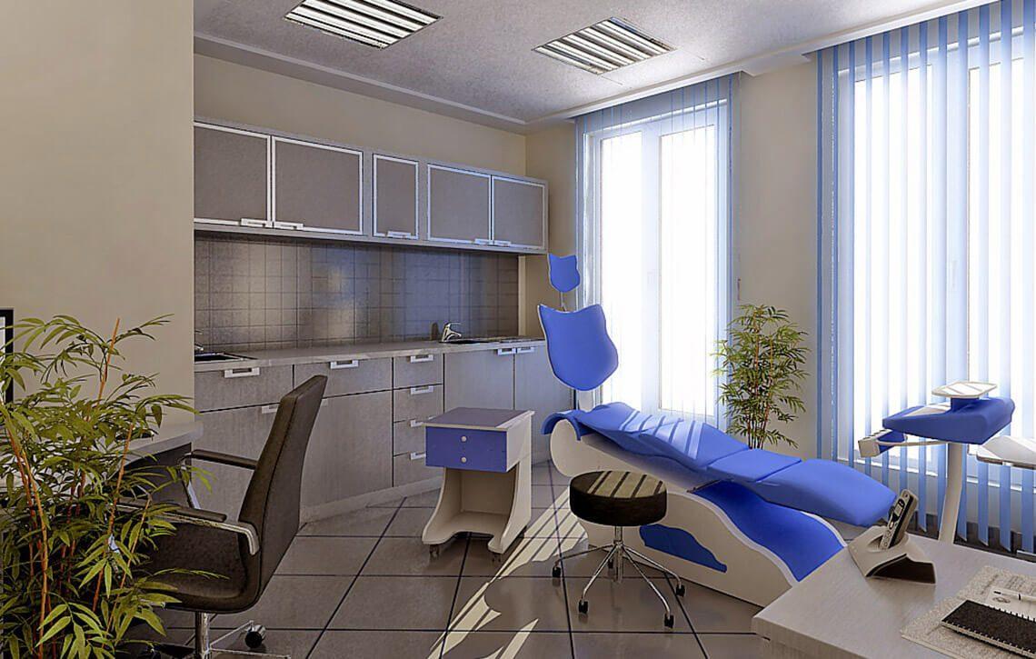Стоматологичен кабинет – интериор - Архитектурно студио Jas Studio