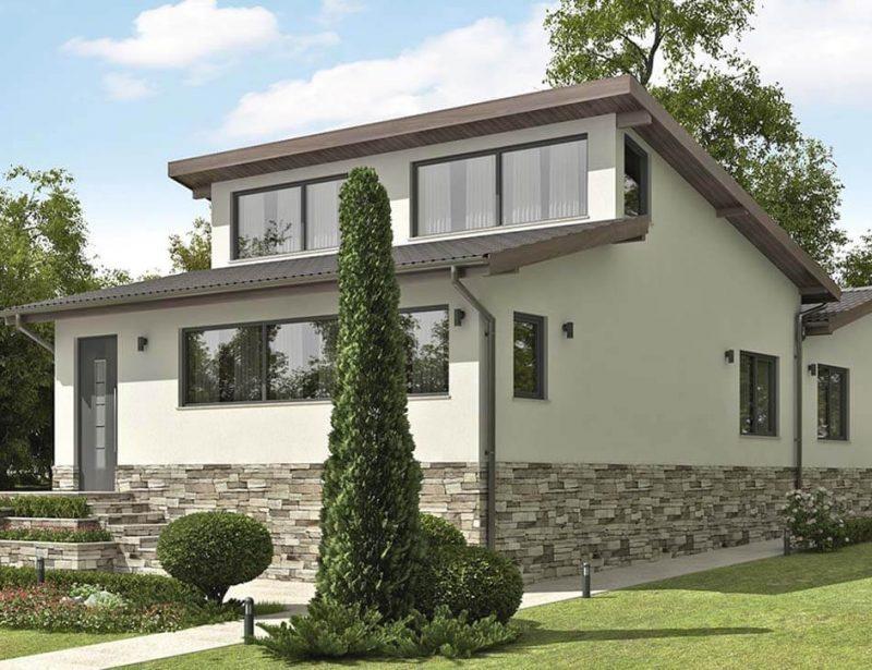 Къща в с. Круша, общ. Аврен - Архитектурно студио Jas Studio