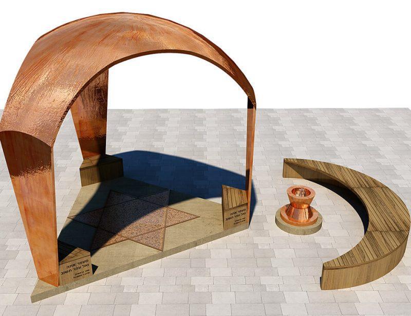 Символът на Танит - Memento mori - Проект на къща Jas Studio