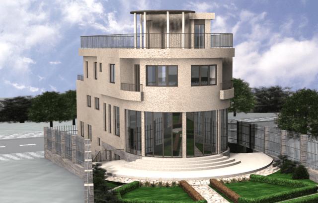 Еднофамилна къща в с.Звездица, гр.Варна - Обзавеждане на апартаменти Jas Studio