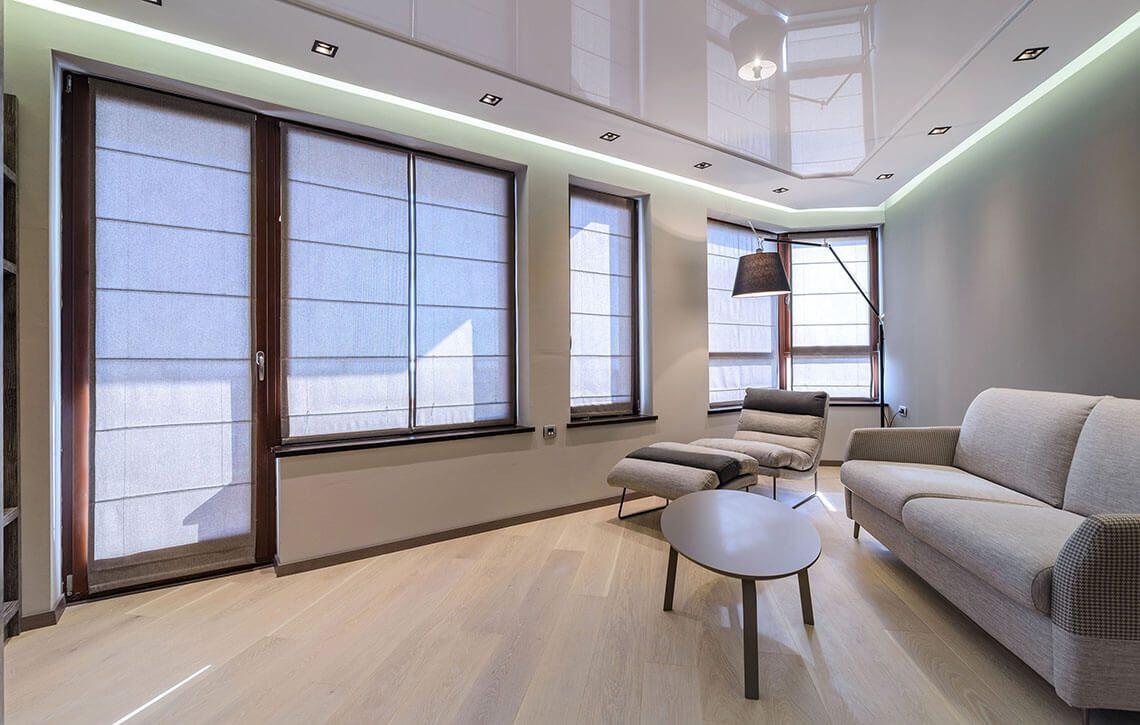"""Интериор на апартамент, """"Златни пясъци"""", гр.Варна - Архитектурно студио Jas Studio"""