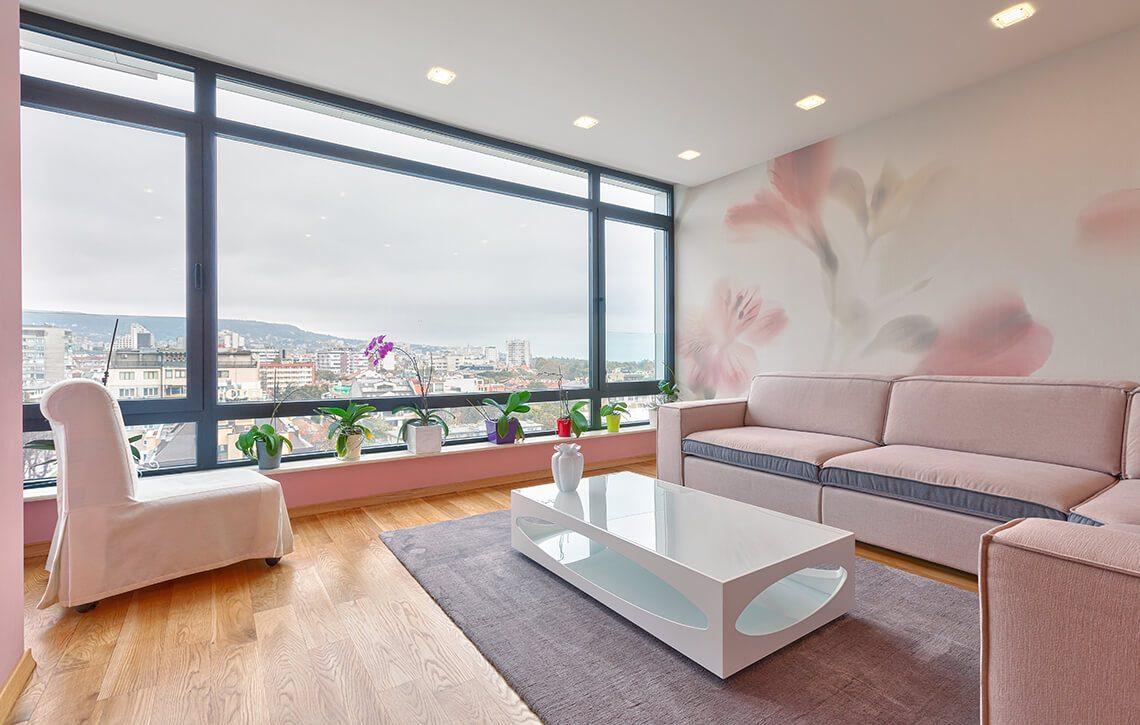 Интериор на апартамент, гр. Варна - Архитект Варна Jas Studio
