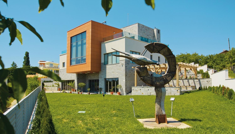 Архитект Варна - архитектура от бъдещето