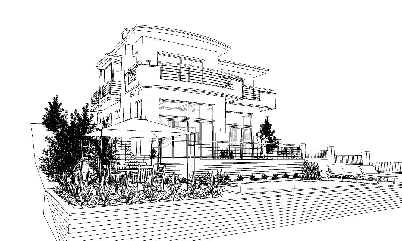 Архитект Варна - проект на къща от JAS студио