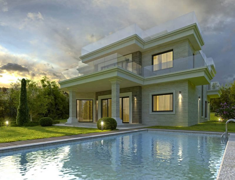 Класическа къща