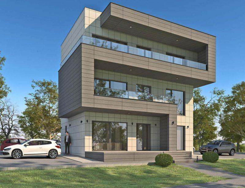 Езерово-Архитект-Варна