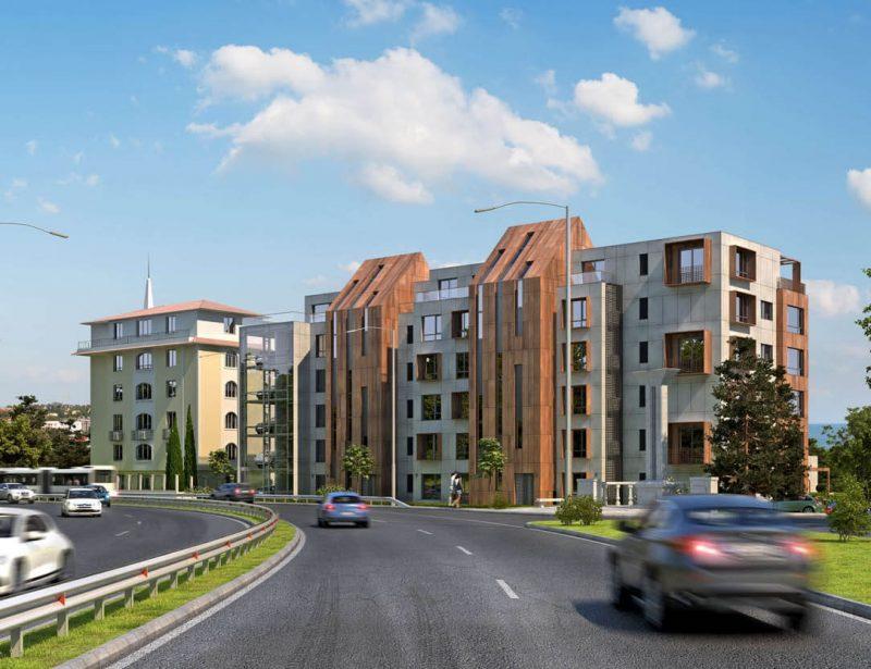 Архитект Варна - жилищни сгради и къщи