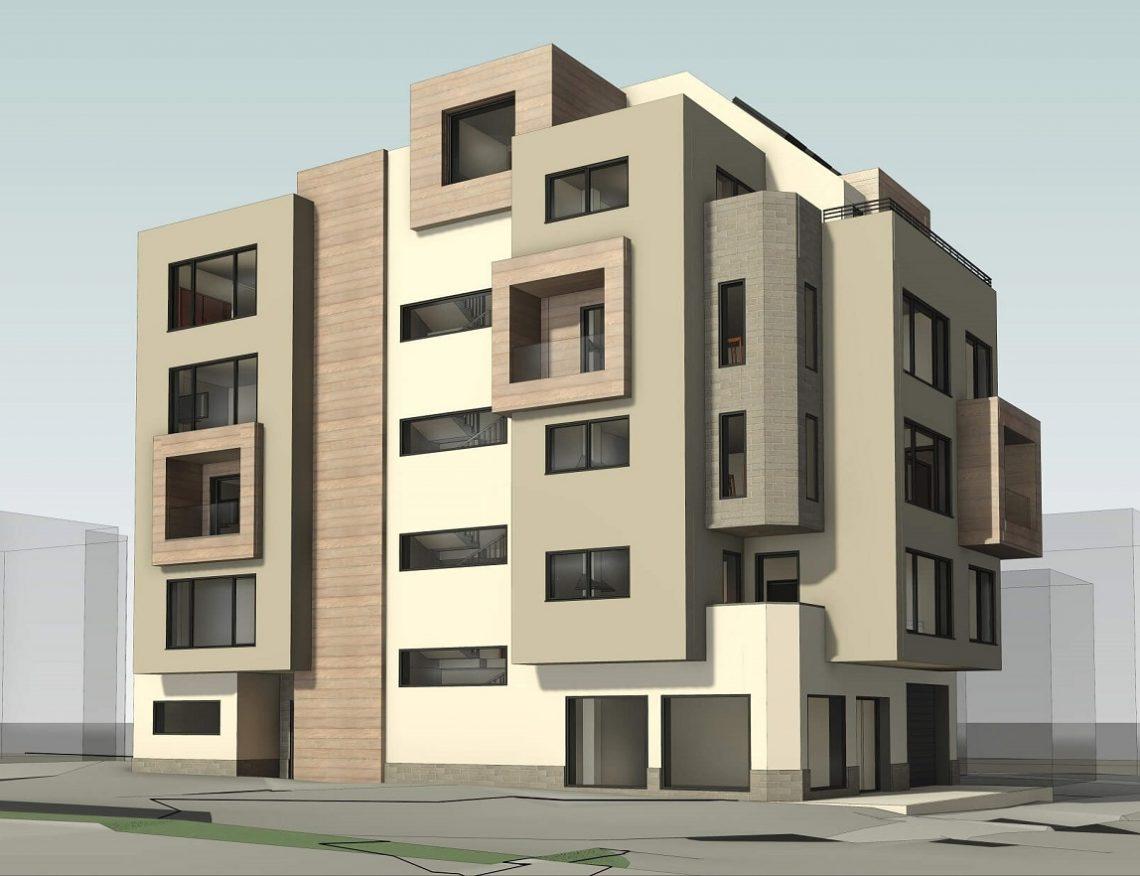 Многофамилна Жилищна сграда в Центъра – Варна